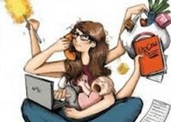 Tout concilier : vie de femme, d'épouse, de mère et vie professionnelle ?