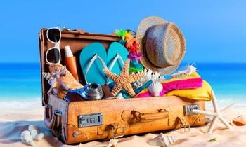 Préparer ses bagages et ne rien oublier