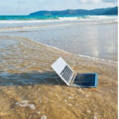 Gérer téléphone et portable pendant ses vacances